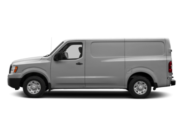 Build and price your 2017 Nissan NV Cargo