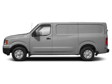 Build and price your 2018 Nissan NV Cargo