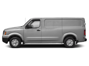 Build and price your 2019 Nissan NV Cargo