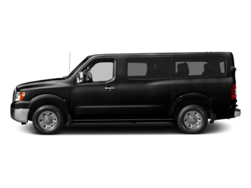 Build and price your 2017 Nissan NV Passenger