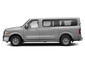 Build and price your 2018 Nissan NV Passenger