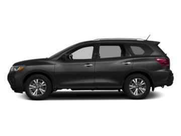 Build and price your 2017 Nissan Pathfinder