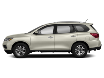 Build and price your 2018 Nissan Pathfinder