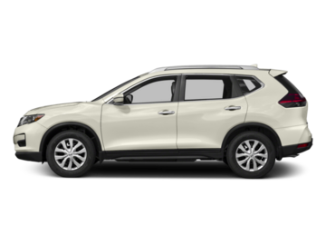 Build and price your 2017 Nissan Rogue
