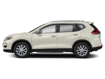 Build and price your 2018 Nissan Rogue