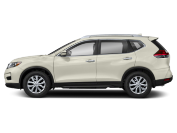 Build and price your 2019 Nissan Rogue