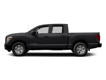 Build and price your 2017 Nissan Titan
