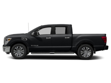 Build and price your 2018 Nissan Titan
