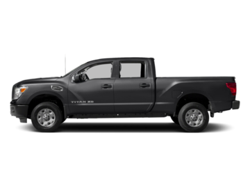 Build and price your 2017 Nissan Titan XD