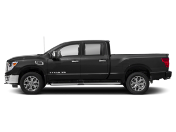 Build and price your 2019 Nissan Titan XD