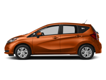 Build and price your 2017 Nissan Versa Note