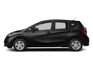 Build and price your 2018 Nissan Versa Note