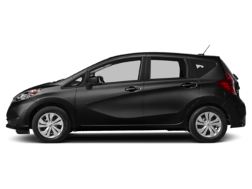 Build and price your 2019 Nissan Versa Note