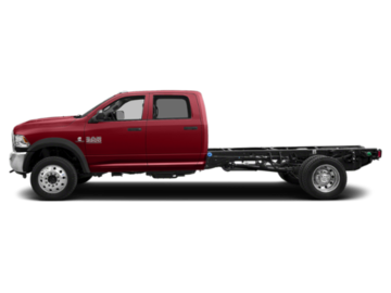 2018 Ram 4500 Chassis