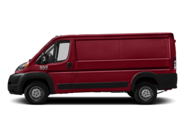 Build and price your 2017 Ram ProMaster Cargo Van