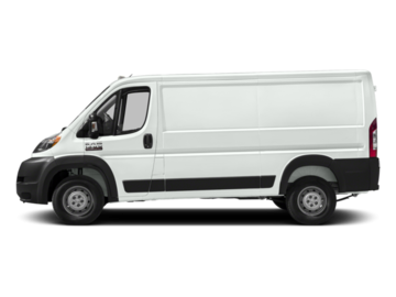 Build and price your 2018 Ram ProMaster Cargo Van