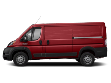 Build and price your 2019 Ram ProMaster Cargo Van