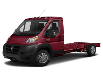 Build and price your 2018 Ram ProMaster Cutaway