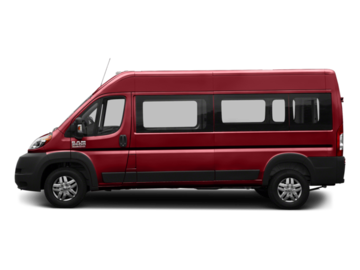 Build and price your 2018 Ram ProMaster Window Van