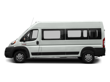 Build and price your 2018 Ram ProMaster Window Van