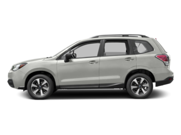 Build and price your 2017 Subaru Forester