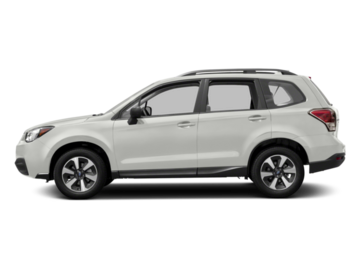 Build and price your 2018 Subaru Forester