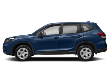 Build and price your 2019 Subaru Forester