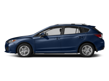 Build and price your 2017 Subaru Impreza Hatchback