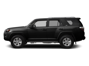 Build and price your 2017 Toyota 4Runner