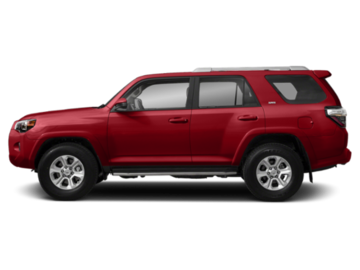 Build and price your 2018 Toyota 4Runner