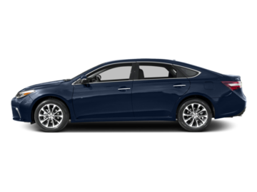 Build and price your 2017 Toyota Avalon