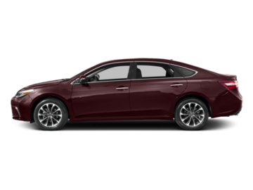 Build and price your 2018 Toyota Avalon