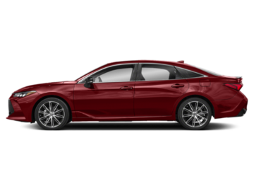 Build and price your 2019 Toyota Avalon