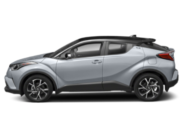 Build and price your 2019 Toyota C-HR