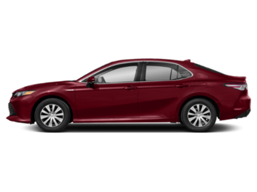Build and price your 2019 Toyota Camry Hybrid