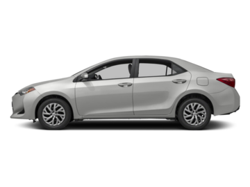 Build and price your 2017 Toyota Corolla