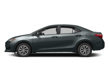 Build and price your 2018 Toyota Corolla