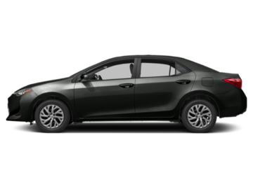Build and price your 2019 Toyota Corolla