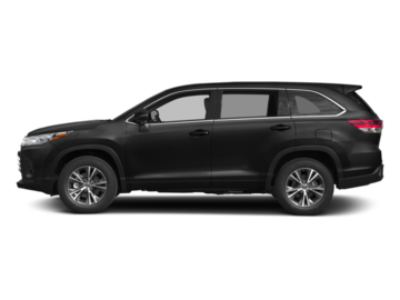 Build and price your 2017 Toyota Highlander