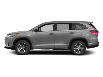 Build and price your 2018 Toyota Highlander