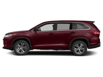 Build and price your 2019 Toyota Highlander