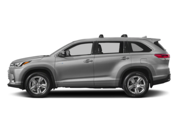 Build and price your 2017 Toyota Highlander Hybrid
