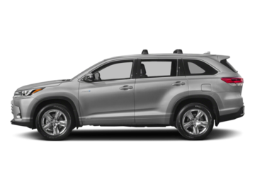 Build and price your 2018 Toyota Highlander Hybrid