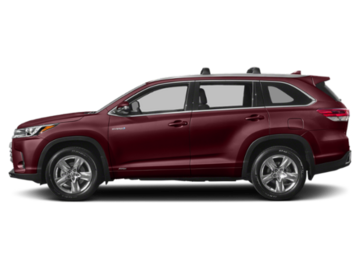 Build and price your 2019 Toyota Highlander Hybrid