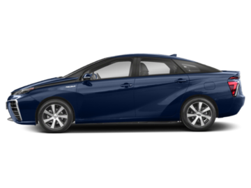 Build and price your 2018 Toyota Mirai
