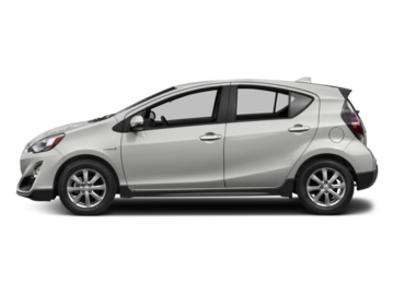 Build and price your 2017 Toyota Prius c