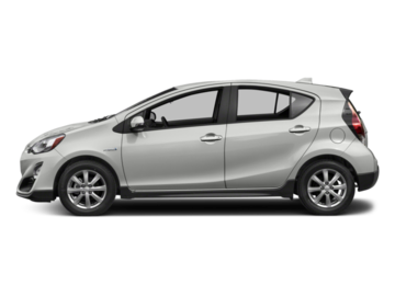 Build and price your 2018 Toyota Prius c