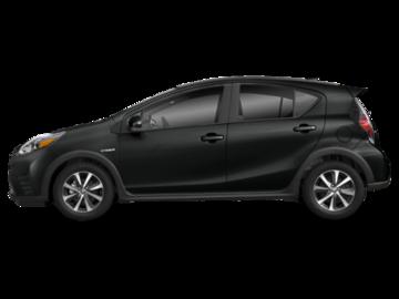 Build and price your 2019 Toyota Prius c