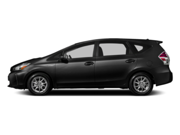 Build and price your 2018 Toyota Prius v
