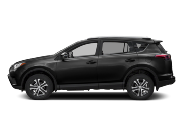 Build and price your 2017 Toyota RAV4